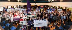 Hundreds get involved in Troon community funding event