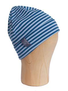 Schlupper - Mütze für Kinder aus weichem Biobaumwoll-Jersey aus der Mützenmanufaktur Pickapooh bei Kult-Design-Unikate