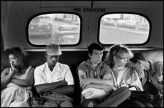New York, 1959. By Bruce Davidson - we did that too in Hollywood, Florida during the late 50s.