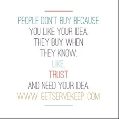 The real reasons people buy.