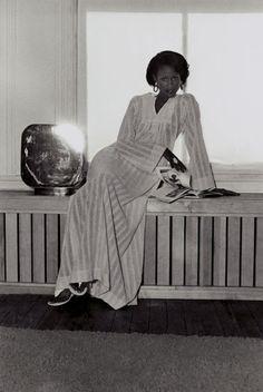 The iconic Beverly Johnson.