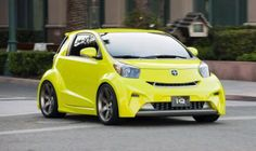 #Scion iQ 2012