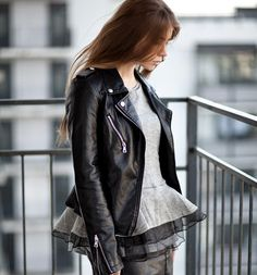 Leather Is The New Denim