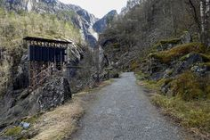 the abandoned zinc mines have been revitalized by peter zumthor to facilitate…