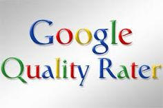 Google's Latest SEO News – Quality Raters.  Do they really matter? #google, #seo