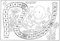 Alfabetização e Cia.: JOGOS DE TRILHA