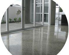 Polished Concrete, Grinding Melbourne