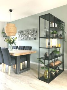 Interior Home Design Trends For 2020 - New ideas Home Design, Living Room Decor, Dining Room, Home Office Chairs, Apartment Living, Home Accents, Home And Living, Kitchen Decor, Home Decor