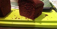 Gâteau léger chocolat courgettes ( sans beurre )