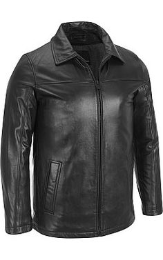 Wilsons Leather Zip Front Lamb Hipster w/ Thinsulate™ Zip-out Liner - Wilsons Leather