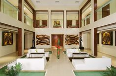 lobby seating arrangements - Google Search