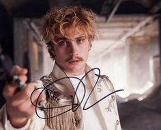 Autograph by Aaron Taylor-Johnson