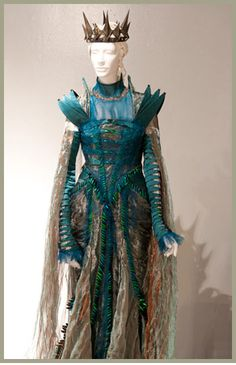 Costume from Snow White and the Huntsman  February 2013 » News and Events | FIDM Museum & Galleries