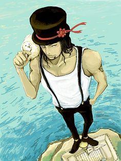 Lucci, Manga, One Piece, Pirates, Disney Characters, Fictional Characters, Anime, Animation, Disney Princess