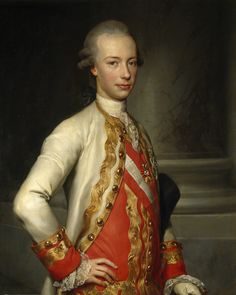 File:Mengs, Anton Raphael - Pietro Leopoldo d'Asburgo Lorena, granduca di Toscana - 1770 - Prado.jpg