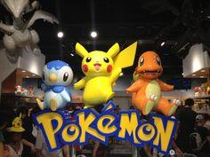 ポケモンセンター トウキョー (Pokémon Center TOKYO) in 港区, 東京都
