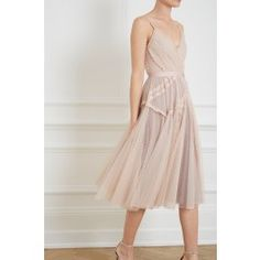 Ballet Couture Dress in Rose Quartz from Needle   Thread 5a10aa123