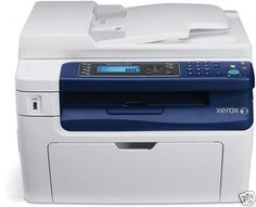 The Xerox WC 3045NI printer offers a monthly duty cycle of up to 30,000 pages and a print speed of up to 24 ppm (pages per month) that makes it ideal for offices. The printer features a 300 MHz processor and internal memory of 128 MB. It can be used to print, copy, scan and fax documents. There is an LCD front panel for easy navigation and checking the status of operation. The print resolution of this printer is up to 1200 x 1200 dpi (dots per inch) and produces high-quality printouts.
