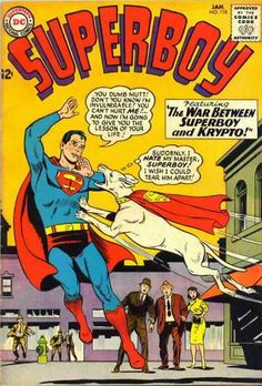Cover for Superboy (1949 series) #118