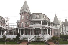 Angel of the Sea Victorian home
