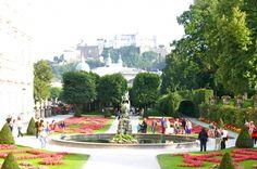 Maribelle Gardens (filmed in Sound of Music)