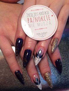 Nails by Natalia Lis, #SPNnails Team #nails #inspirations #inspiracje #paznokcie #spn