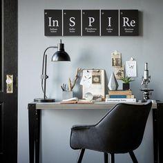 Tableau périodique Inspire/Tableaux + cadres/Décor mural|Bouclair.com