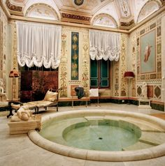 "vanityfair: "" Palazzo Intrigue | Inside Rome's Opulent Palazzo Doria Pamphilj Photographs by Jonathan Becker. """