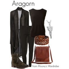 Aragorn by evalupin on Polyvore featuring Poème Bohémien, T By Alexander Wang, VILA, Steve Madden, Marlafiji, Pieces, women's clothing, women's fashion, women and female
