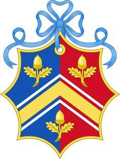 Coat of Arms for Miss Catherine Elizabeth Middleton.