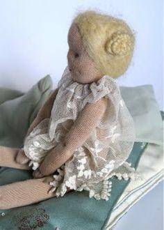 Creative ideas for you: Waldorf Dolls #1