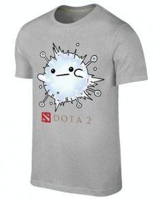 XXXL Dota 2 hero Io mens t shirt short sleeve for summer-