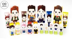 [EXO edition] NATURE REPUBLIC Hand and Nature Hand Cream 30ml+30ml[1+1 Event] limited