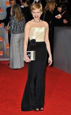 Michelle Williams in H & M