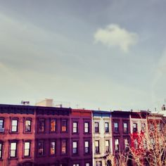 Brooklyn Buildings  Photography by Emma Freeman by emmakfreeman, $20.00