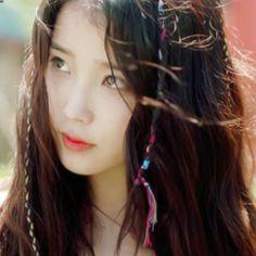 korean, iu, and kpop image