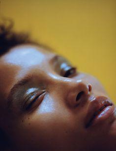 lineisy montero aime son afro, harry potter et dolce & gabbana   read   i-D