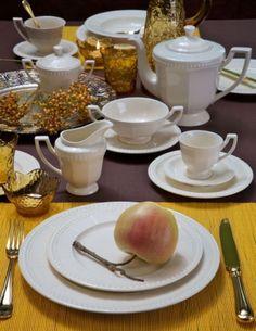 Venice Table Settings, Table Decorations, Venice, Tea, Coffee, Italia, Porcelain Ceramics, Kaffee, Venice Italy