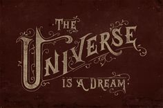 The Universe is a Dream - Tobias Saul