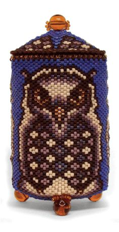 Owl Box - julia s. pretl - patterns