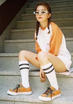 J Pop, Kpop Girl Groups, Korean Girl Groups, Kpop Girls, Foto Bts, Red Velvet Photoshoot, Red Valvet, Kang Seulgi, Red Velvet