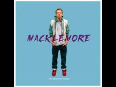 """This is a song by artist Macklemore titled """"American"""". He sings the entire song as a stereotypical redneck. Our discussion in class about traditionally white behaviors immediately reminded me of this song. The character Macklemore created in this song has an obsession with football, fighting terrorists, drinking and just being """"American""""."""