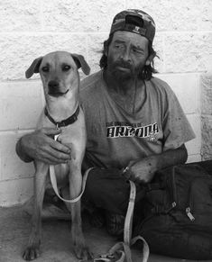 The Dogs Of Homeless People: My Dog Always Eat First