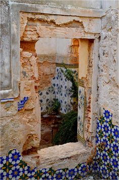 ruins at DAR CAÏD HADJI, Agadir, Morocco #travel