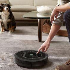 IRobot Roomba 880 Automatic Robotic Vacuum Cleaner - Sears