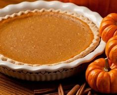 Sugar Free Pumpkin Pie | Diabetic Connect