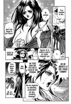 Vampire Hunter D manga capitulos 1 en Español Página 19