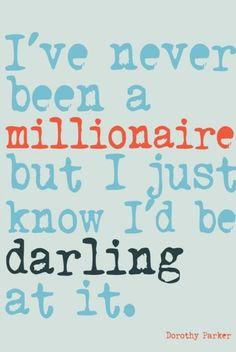 millionaire.
