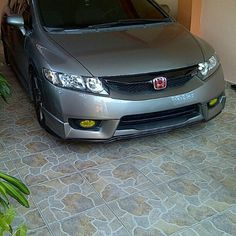 Honda Civic SI lip HFP