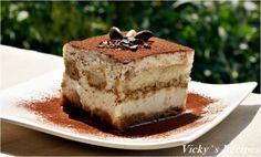 A mixture of food, sweets, feelings and thoughts Tiramisu, Ethnic Recipes, Food, Erika, Pie, Essen, Meals, Tiramisu Cake, Yemek